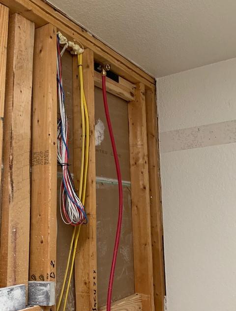 plumbing configuration