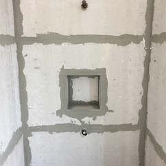during renovation 8