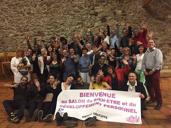 Salon BienEtre Les Ulis 2017