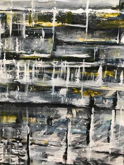 Tundra - Acrylic on Canvas