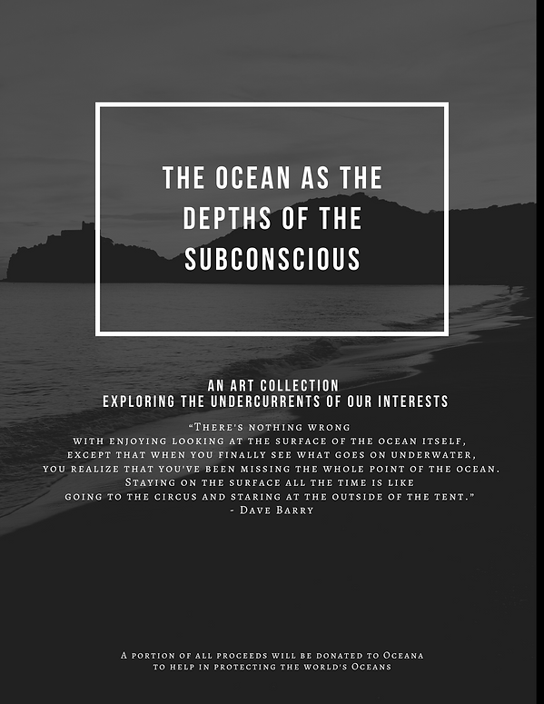 Copy of the ocean as the depths of the s