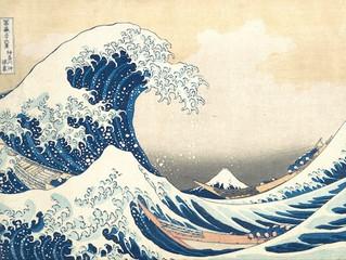 Anon-Artist and Katsushika Hokusai
