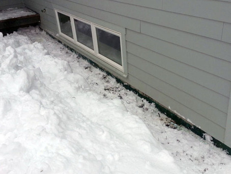 Is your basement ready for the winter season?