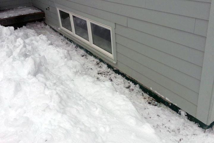 Basement Waterprooofing in Winter season