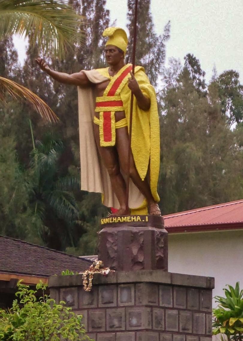 Kapa'au King Kamehameha Birthplace volcano mountain retreat b&b big island hawaii