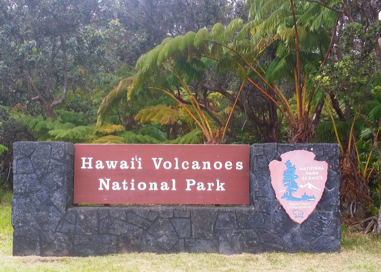 Volcanoes Nat'l Park volcano mountain retreat b&b big island hawaii