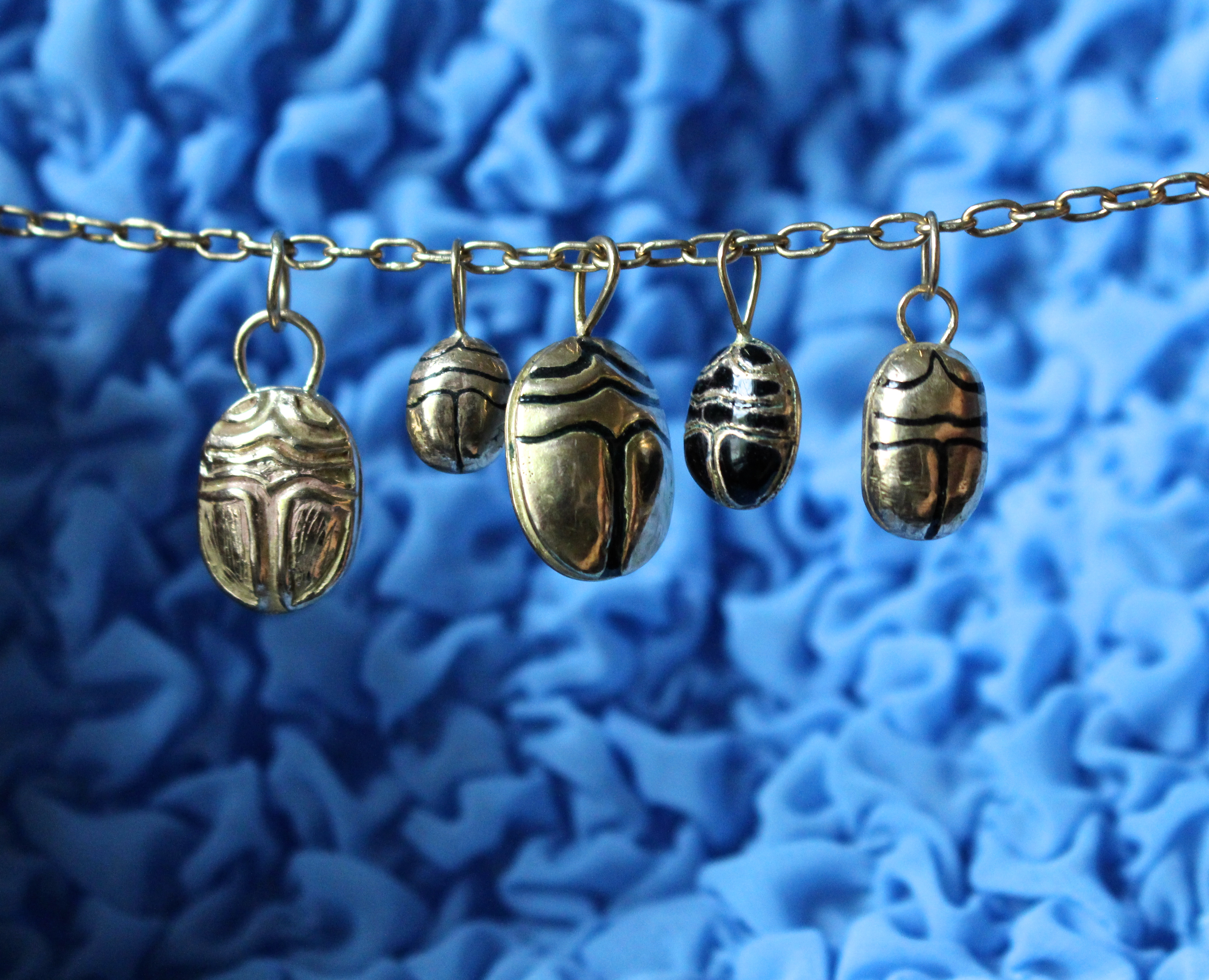 scarabs charms