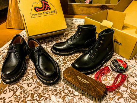 親戚の安藤製靴