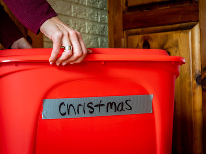 How to Store Decorations After the Holiday Season