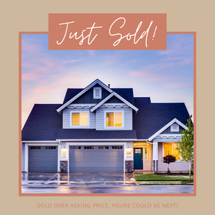 Sept 27 - Just Sold