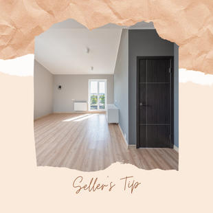 Sept 7 - Sellers' tip: House showing vs. Open house
