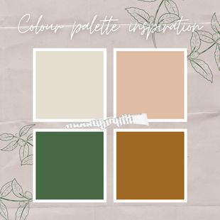 Sept 21 - Fall home colour inspo