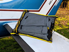 The WingTent in its pouch