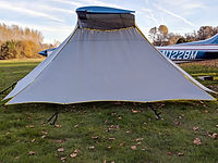 WingTent privacy panel