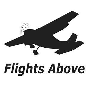 Flights Above screen printing