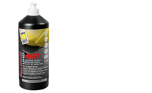 487UHD Extreme 125ml Light Yellow
