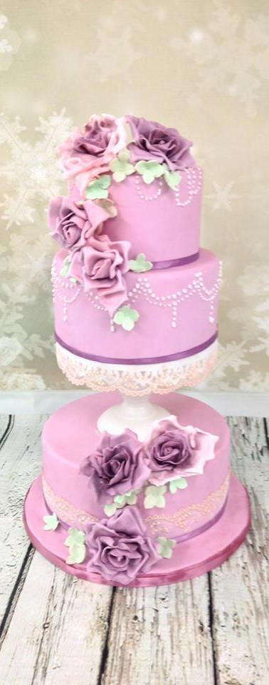 Pink romantique