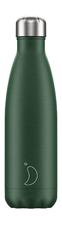 Chilly's Bottles - Matte Green 500ml