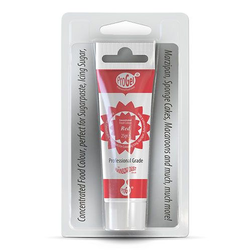 RD ProGel® Concentrated Colour -Red