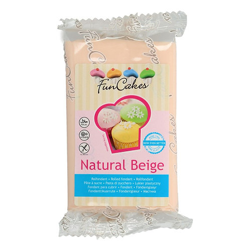 FunCakes Rolfondant - Natural Beige 250g
