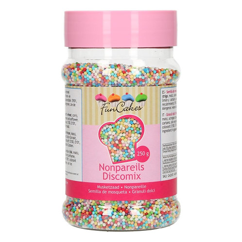 FunCakes Musketzaad - Discomix 250g