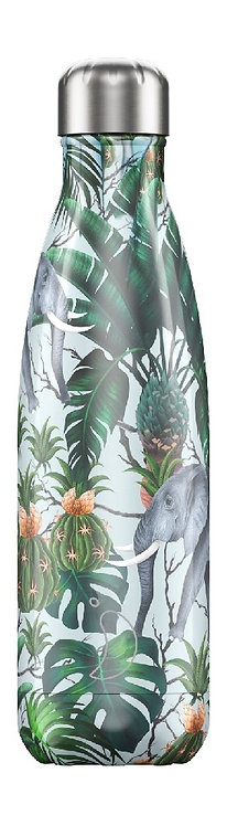 Chilly's Bottles - Tropical Elephant 500ml