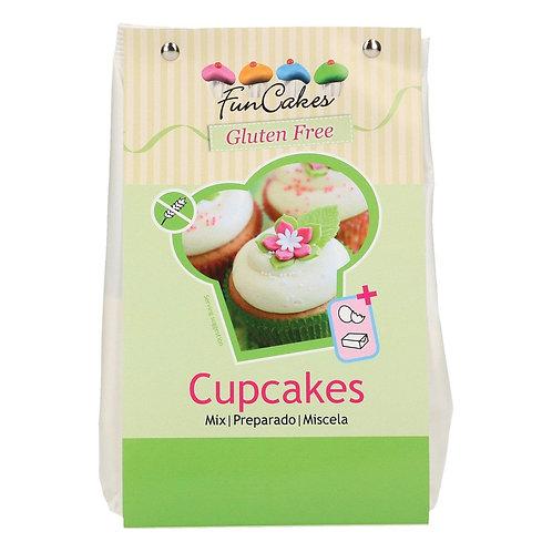 FunCakes Mix voor Cupcakes - Glutenvrij 500g