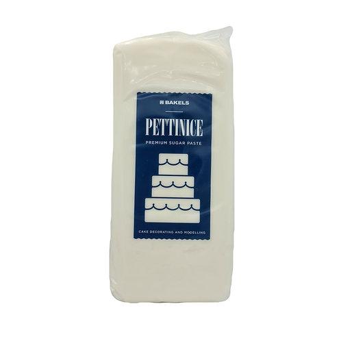 Bakels Rolfondant - Bright White 1kg