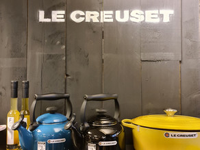 The Beauty of Le Creuset