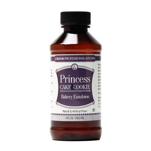 LorAnn Bakery Emulsion Princess Cake & Cookie - 118ml