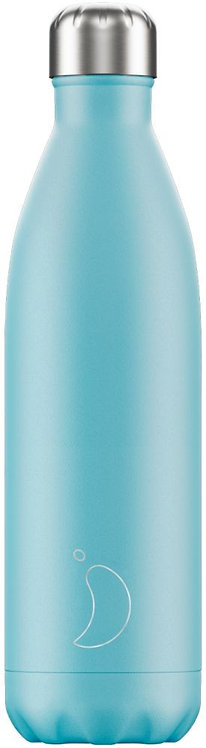 Chilly's Bottles - Pastel Blue 750ml