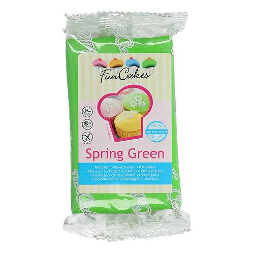 FunCakes Rolfondant - Spring Green 250g