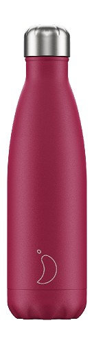 Chilly's Bottles - Matte Pink 500ml