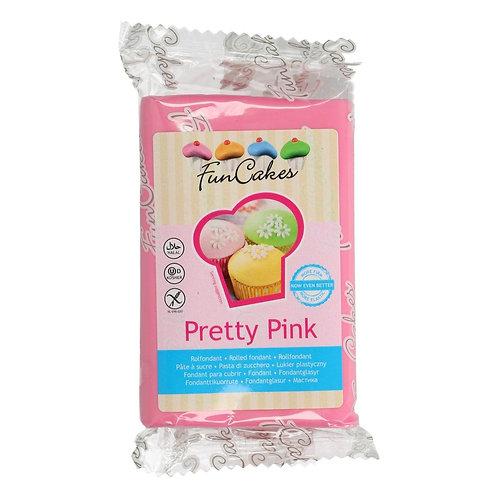 FunCakes Rolfondant - Pretty Pink 250g