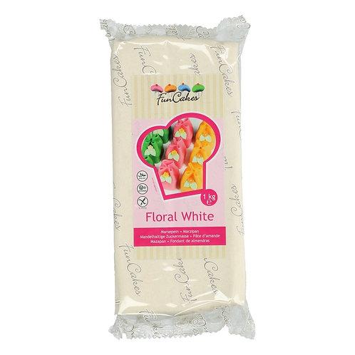 FunCakes Marsepein - Floral White 1kg