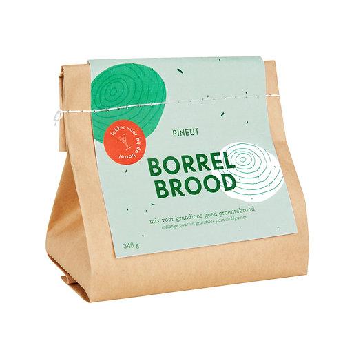 Pineut - Borrelbrood Groentenbrood