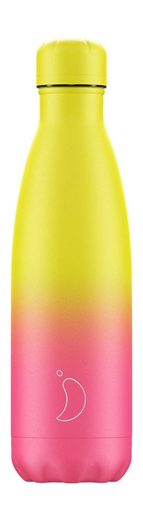 Chilly's Bottles - Gradient Neon 500ml