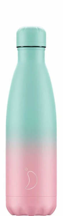 Chilly's Bottles - Gradient Pastel 500ml