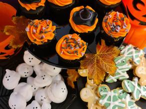 It's Spooky Season: bakken maar!