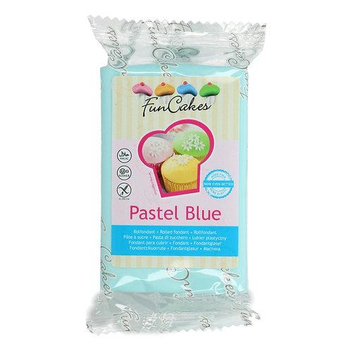 FunCakes Rolfondant - Pastel Blue 250g