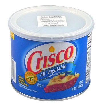 Crisco Shortening - 450g