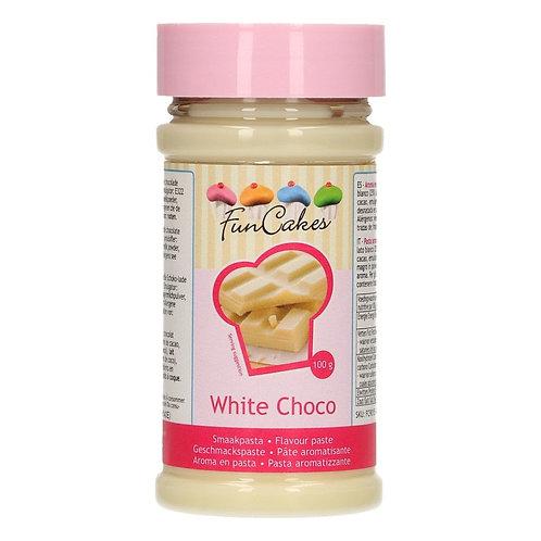 FunCakes Smaakpasta Witte Choco - 100g
