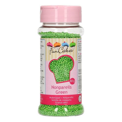 FunCakes Musketzaad - Groen 80g