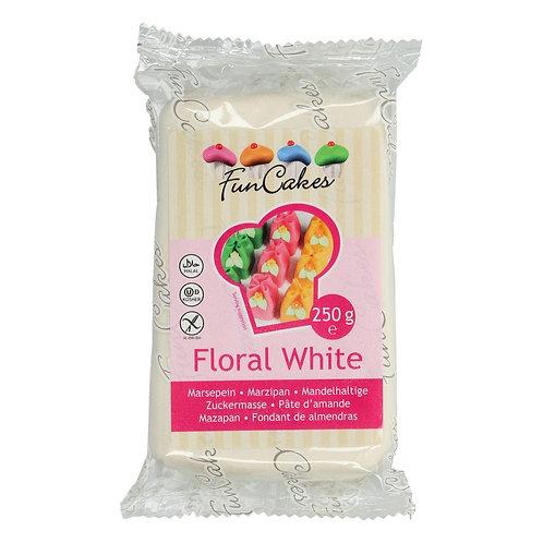 FunCakes Marsepein - Floral White 250g