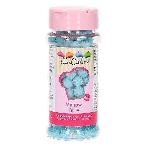 FunCakes Mimosa - Blauw 45g