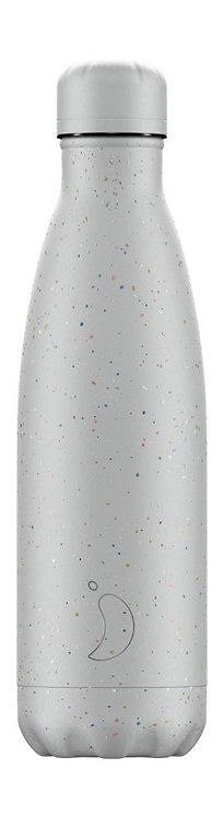 Chilly's Bottles - Speckled Grey 500ml