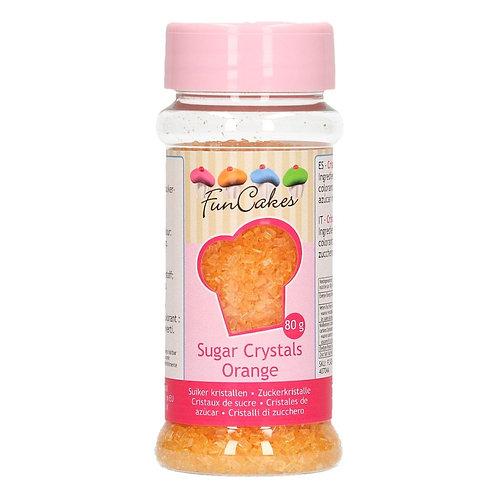 FunCakes Gekleurde Suiker - Orange 80g