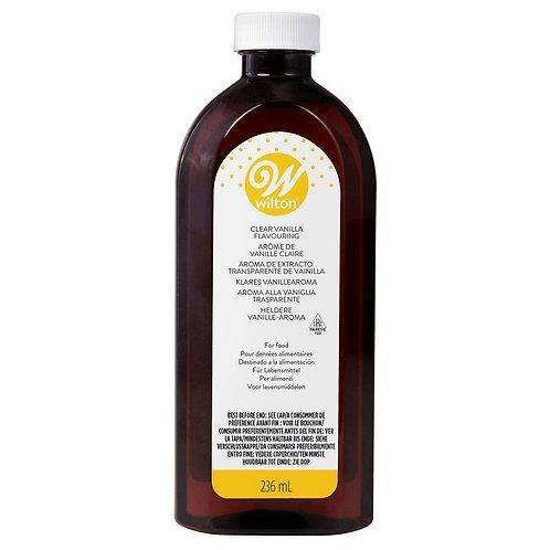Wilton Imitation Clear Vanilla Extract - 236ml