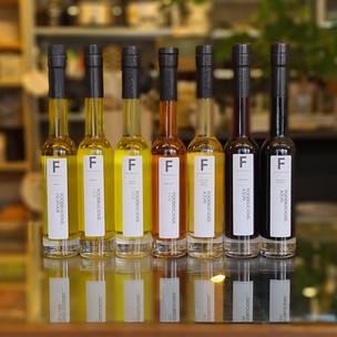 Ontdek de heerlijke olie en azijn van Foodelicious