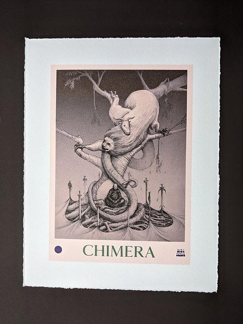 CHIMERA Print